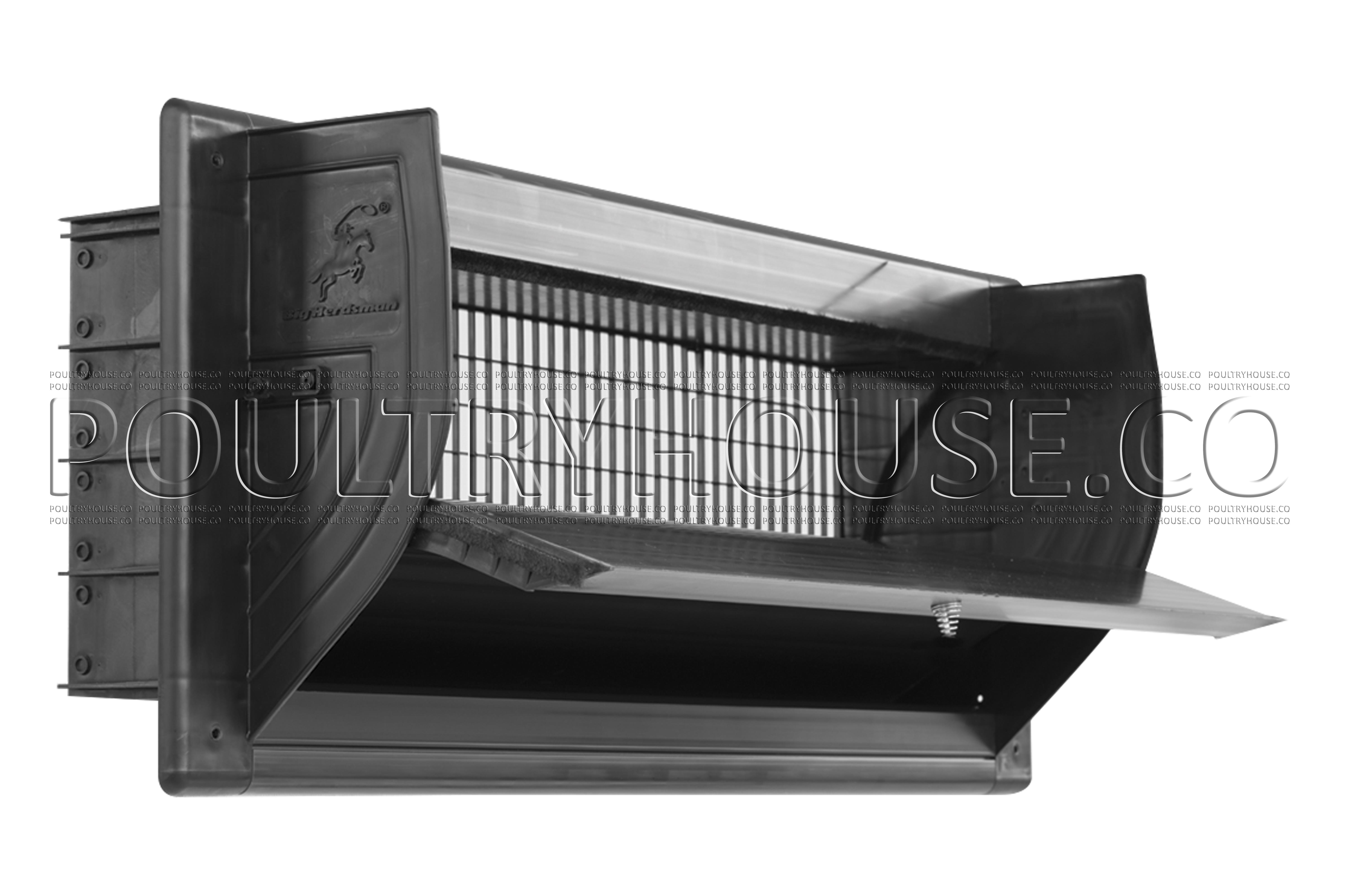 دریچه ورودی هوا (اینلت 35 * 90)